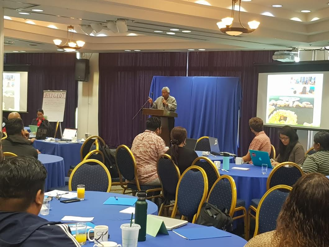2019 Non Cumminicable Disease Task Force CNMI Strategic Plan conference