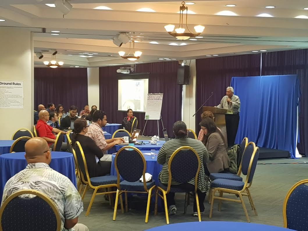 2019 Non Communicable Disease Task Force CNMI Strategic Plan Conference